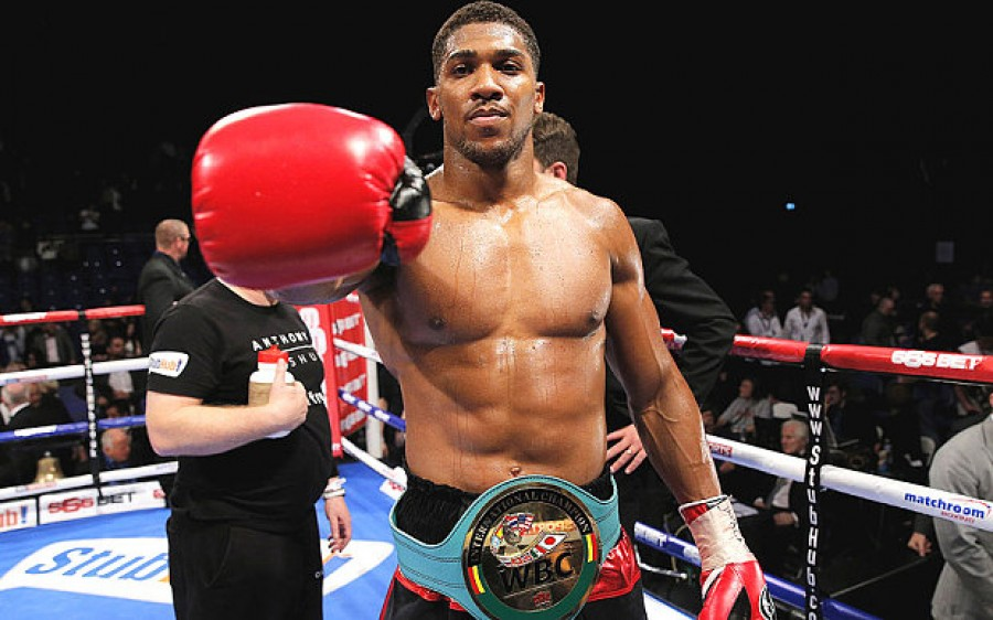 Anthony Joshua Ordered to defend WBA title against Ortiz