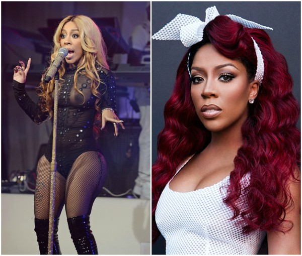 """They're Always Angry At Everything,"" – Singer K. Michelle Slams Black Women"
