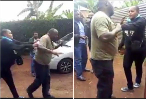 Video: Pastor Caught P@nts Down With His Pregnant Sister-in-Law
