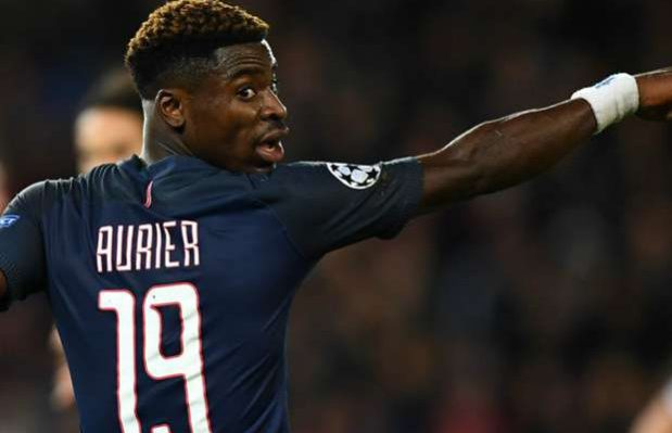 Serge Aurier Agrees Five-year Deal With Manchester United