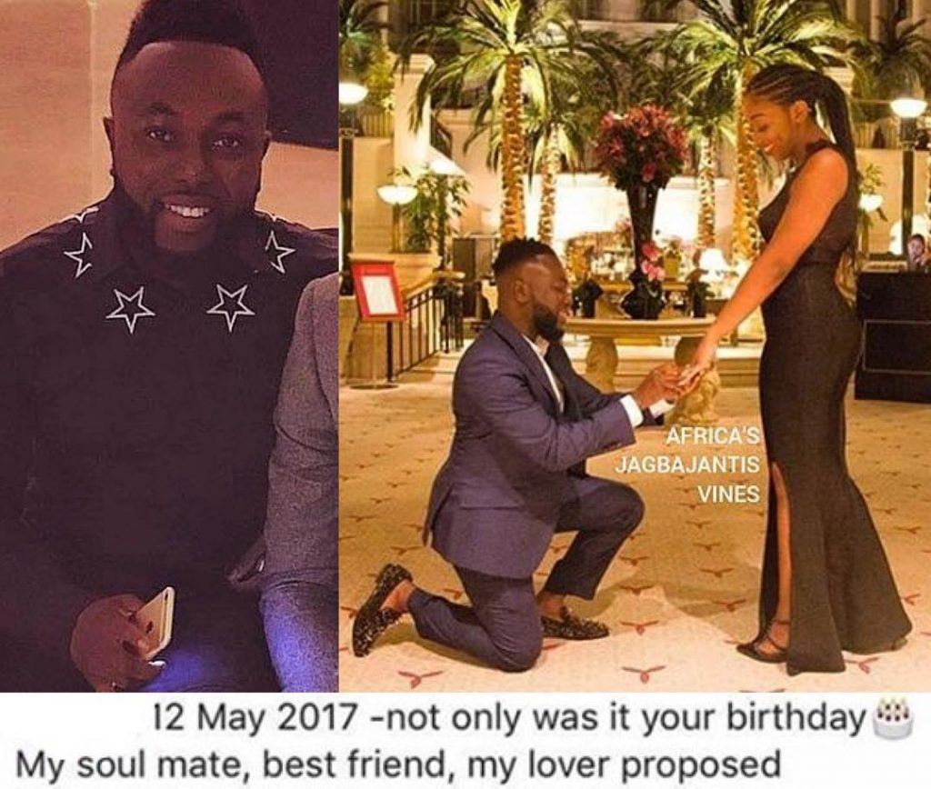 21-year-Old Lady Stabs Her 29year Old Nigerian Fiance To Death In The UK