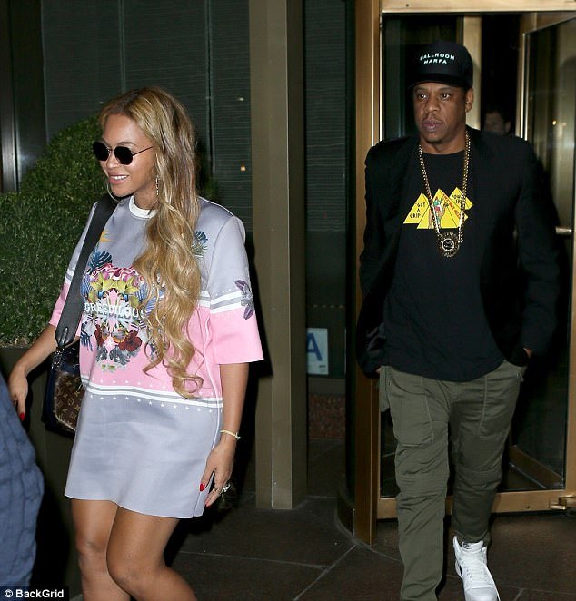 Beyonce With Jay Z - TEELAMFORD.COM1