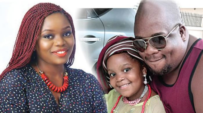'I'm friendly with my daughter's father' – Bisola Aiyeola reveals