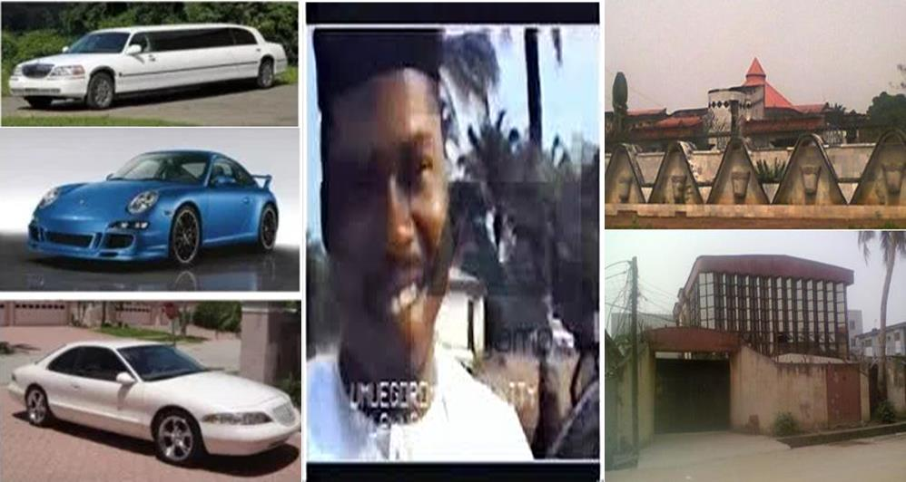 See Nigerian Billionaire Ezego's N500Million Mansion And Cars Abandoned Years After His Mysterious Death