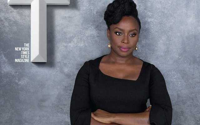 Chimamanda Ngozi Adichie Featured in New York Times 'Greats' Issue