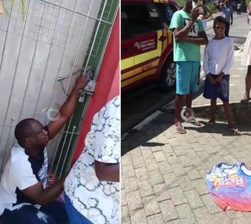 Nigerian Man Kills Wife Of His Debtor In Brazil, Gets Arrested (Photos)