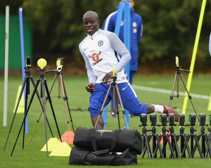 Antonio Conte To Let N'Golo Kante Decide On Comeback