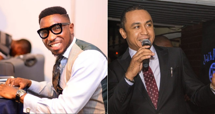 Timi Dakolo Replies Follower Who Thinks He S Copying Daddy