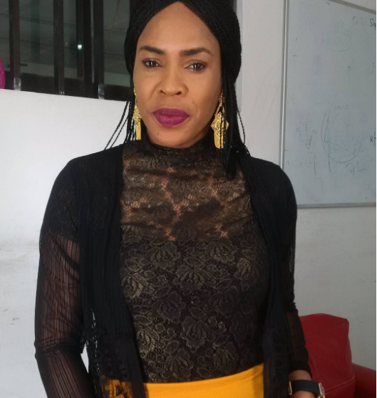 Fathia Balogun Talks Family, Career And More In New Interview