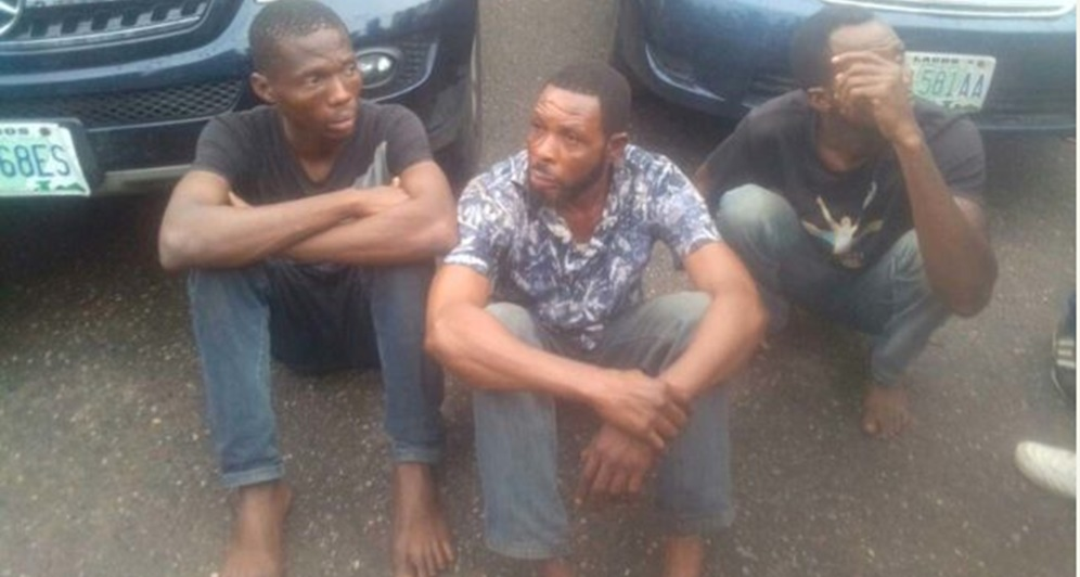 Lagos Uber Drivers Arrested By Police For Robbing Female Customers At Night