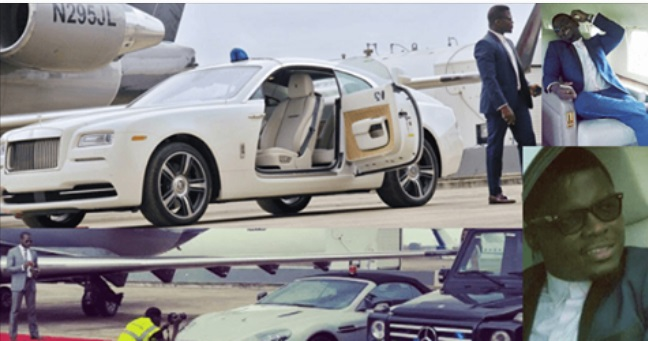 Nigerian Billionaire Sujimoto Needs A Wife, Promises Her A House In Banana Island And A Rolls Royce (Photos)