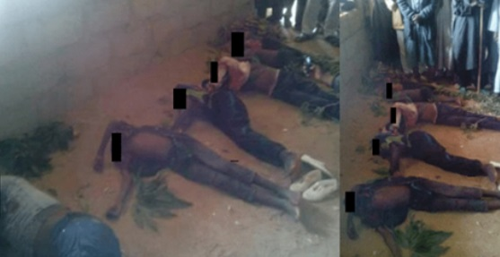 6 Fulani Herdsmen Killed And Beheaded And Their Heads Taken Away In Plateau State (Photos)
