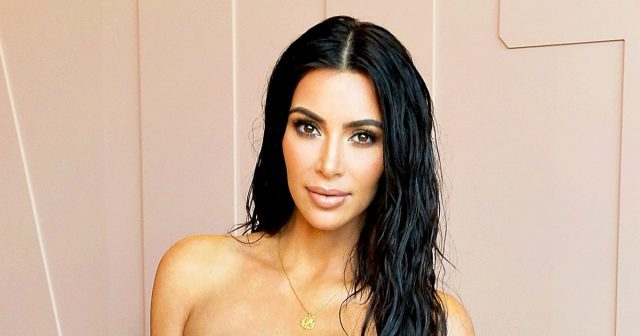 WOW! Kim Kardashian Shares Her First Nud3 Photo Of The Year From Bed (I8+ Photos)