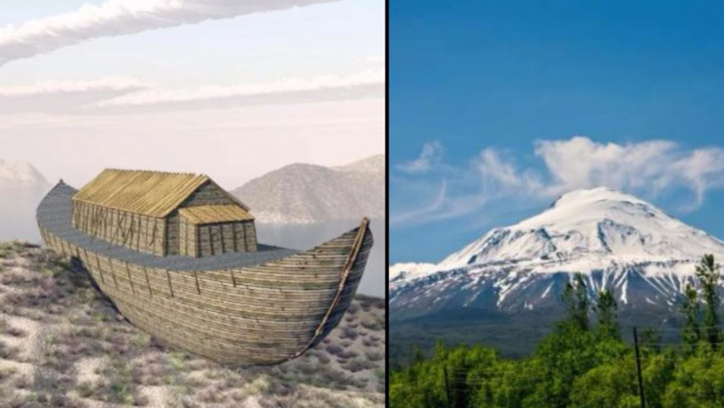 Remains Of Noah's Ark Has Been Discovered (See Photos)