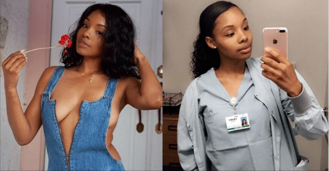 Single Mom Who Is A Nurse And Is Seriously Searching For A Husband Advertises Herself Online (Photos)