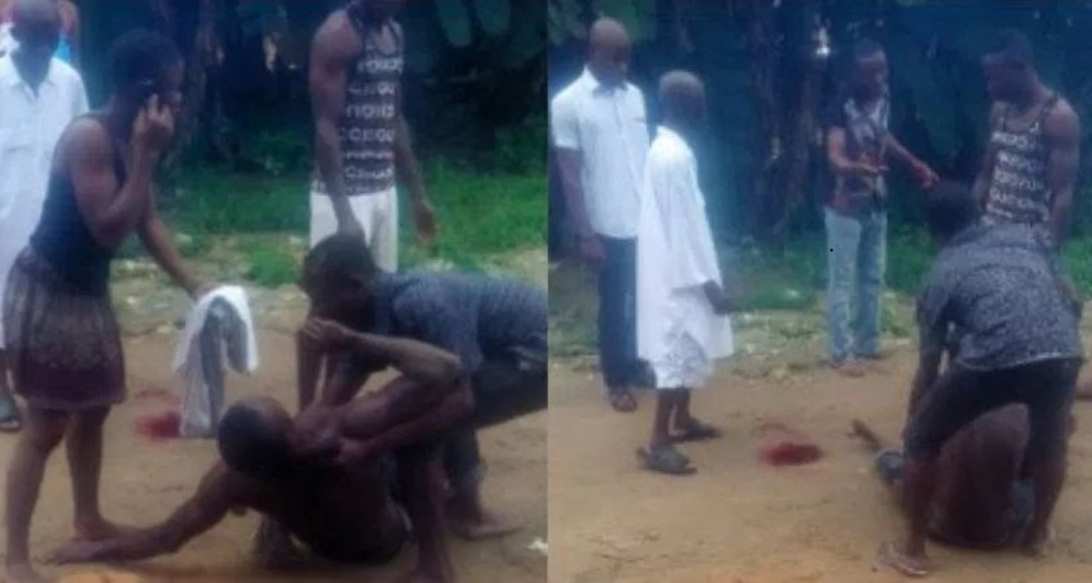 Man Stabs Brother For Supporting His Sister's Decision Not To Greet His Wife (Photos)