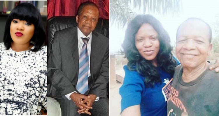 Nollywood Actress, Toyin Aimakhu Loses Her Dad