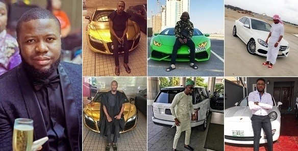 Gist!!  8 Nigerian Big Boys That Are Richer Than Hushpuppi, Yet Very Humble (Photos)