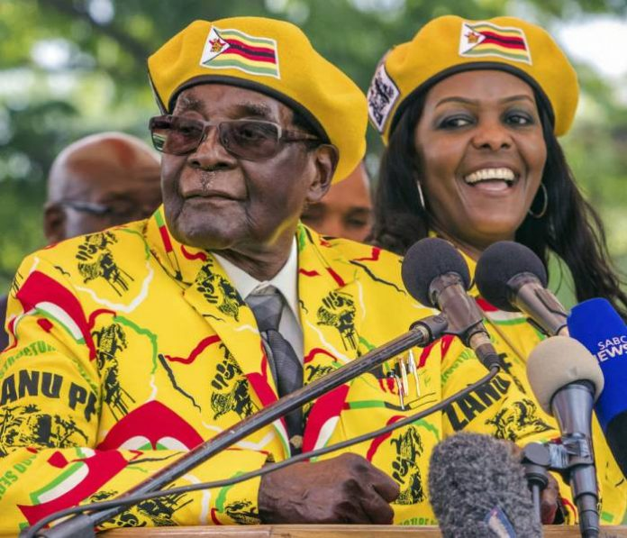 zimbabwe downfall 2017-11-23 harare, zimbabwe (ap) — the latest on zimbabwe's political turmoil (all times local): 7:55 pm zimbabwe's incoming leader emmerson mnangagwa says he was in constant contact with military leaders during the tumultuous two weeks between his firing by robert mugabe and his return to the country to.
