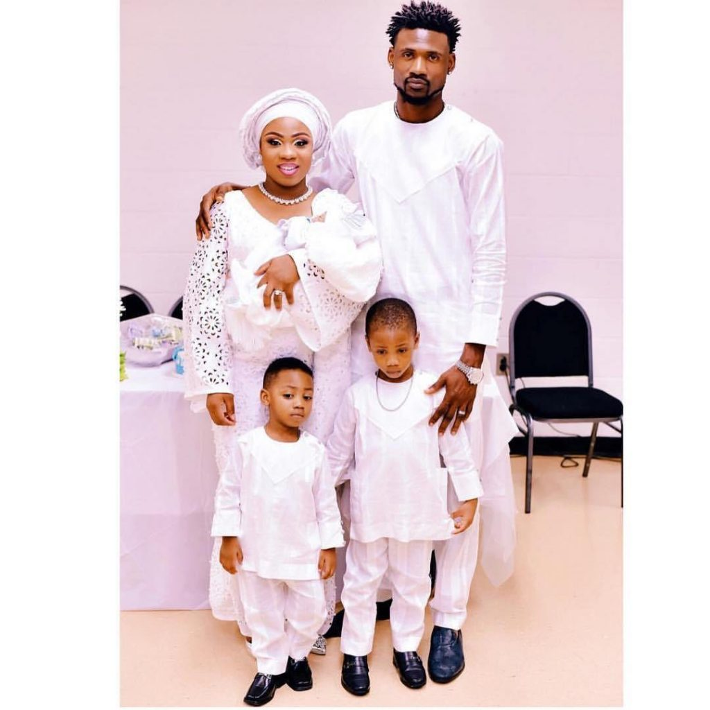Family Goals!! Get inspired with these Gorgeous Families In Matching Outfits For your Family ...