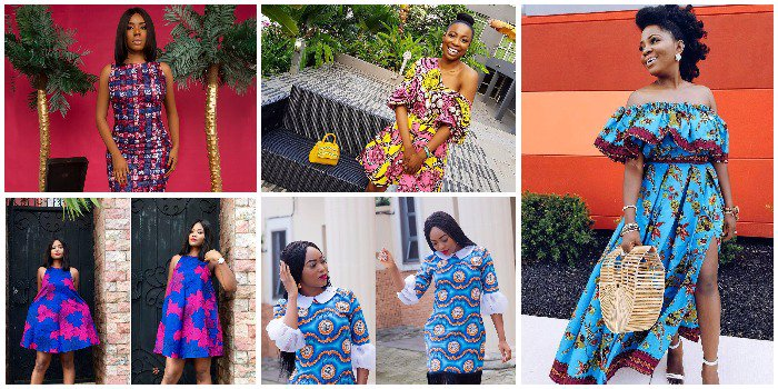 Your Weekend Plans Should Be Done In One Of These Fabulous Ankara Styles (Photos)
