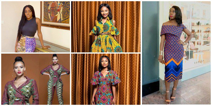 Ladies, These Unconventional Ankara Styles will surely make you Stand out (Photos)