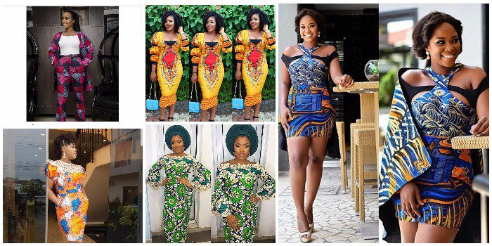 Check Out These Hottest Ankara Styles That Got Fans Talking (Photos)
