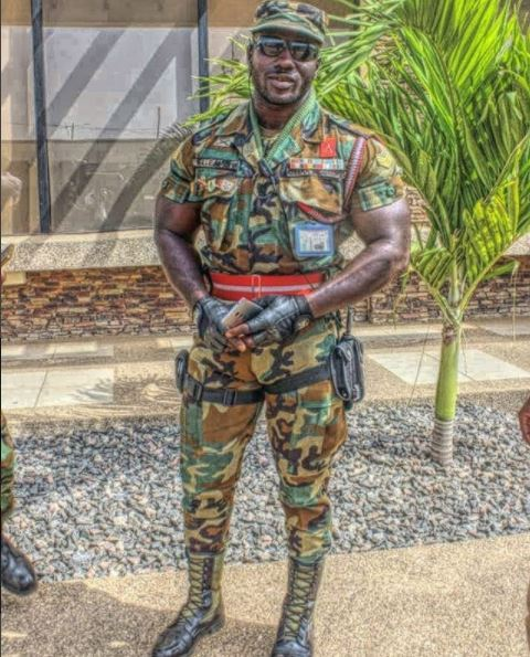 Ladies, Meet Military Slay King Who's Causing Quickening Pulses on Social Media (PHOTOS)