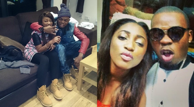 "Mr & Mrs Baddoo! Olamide With His ""Madam  Aisha Sulaiman Way"