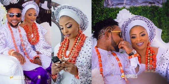 """Oritsefemi's Wife Accused of Being An """"Ikeja Prostitute""""… She reacts!"""