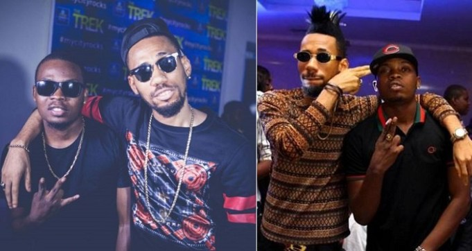 YBNL Boss, Olamide Reacts to Phyno's Sold Out Concert