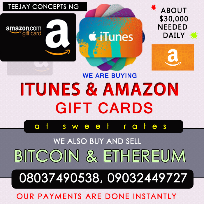 How To Convert iTunes Gift Card To Bitcoins