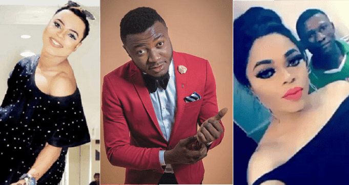 Bobrisky Apologizes For Spoiling MC Galaxy's Name, Says They Are Back Together