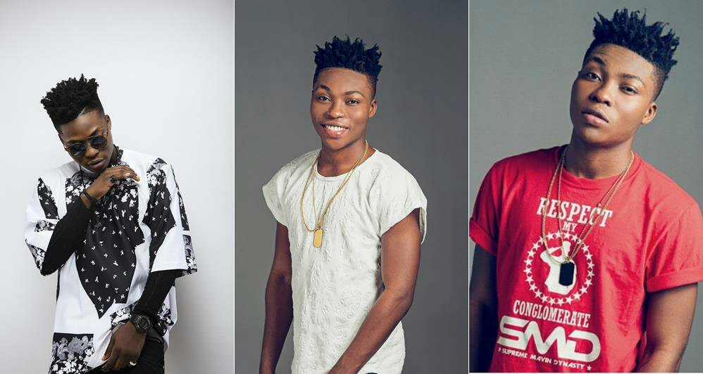 Reekado Banks Under Fire For Insulting A Fan On Twitter (photos)