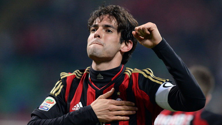 At The Age Of 35 Football Legend Kaka Announces His Retirement From Football
