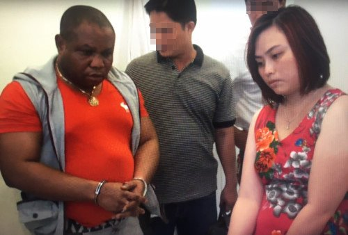 Nigerian Man Jailed in Vietnam for Duping, And Scaming 40 White Women