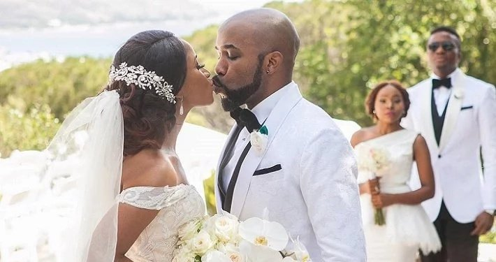 Wedding Party 2.Many Things You Don T Know About Banky W How He Started Dating His