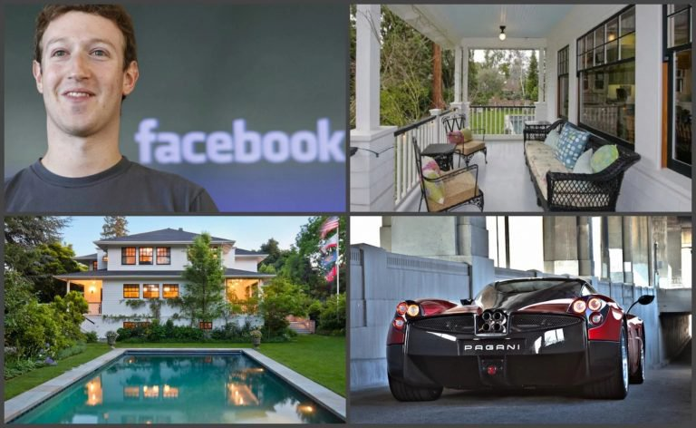 Interesting facts about Mark Zuckerberg's houses and Luxury cars