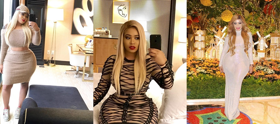 Sexy Kenyan Socialite, Vera Sidika, Shares Hot Photos (I8+)