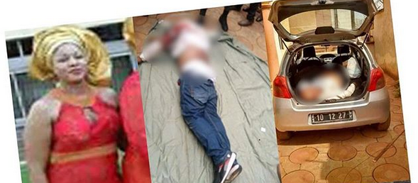 Nigerian Man Killed By His Wife In Cameroon Over Alleged $exual Affair (Photos)