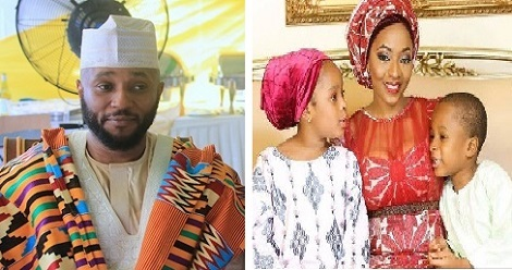 Lobatan! Atiku's Son Escapes With Son As Court Awards Wife Custody Of Kids