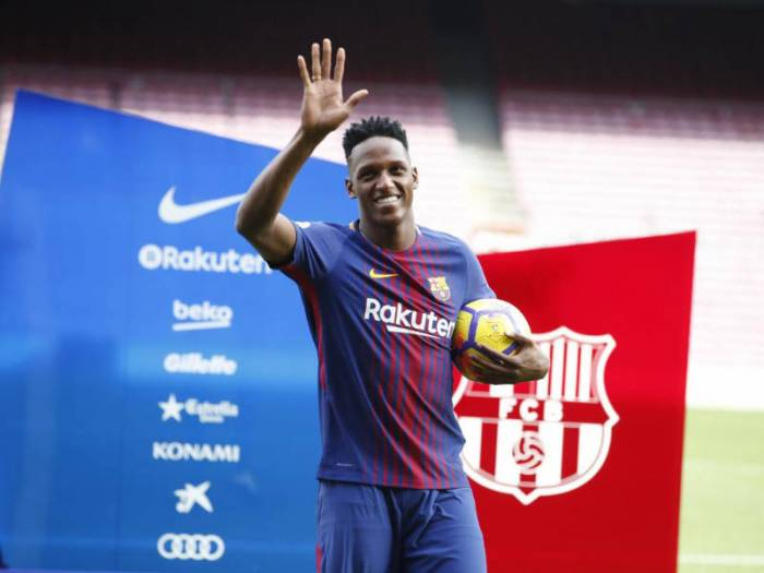 Meeting Lionel Messi Gave Me Goosebumps – Yerry Mina