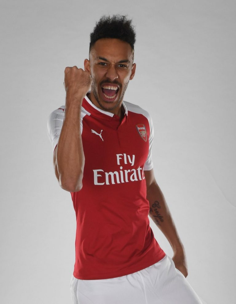 See The Huge Amount Pierre-Emerick Aubameyang Will Earn Monthly After Signing For Arsenal