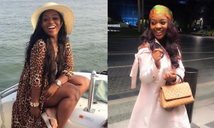 Being nak*d is nothing – Actress Jackie Appiah