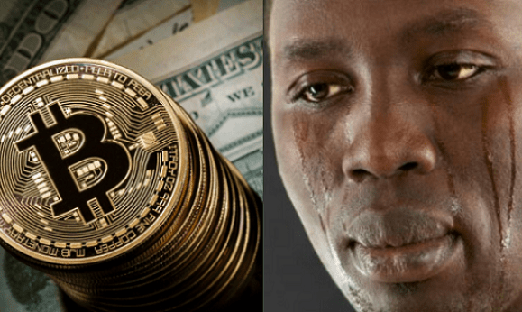 Bitcoin's Price Crashes, Many Now Say The Cryptocurrency Has No Value