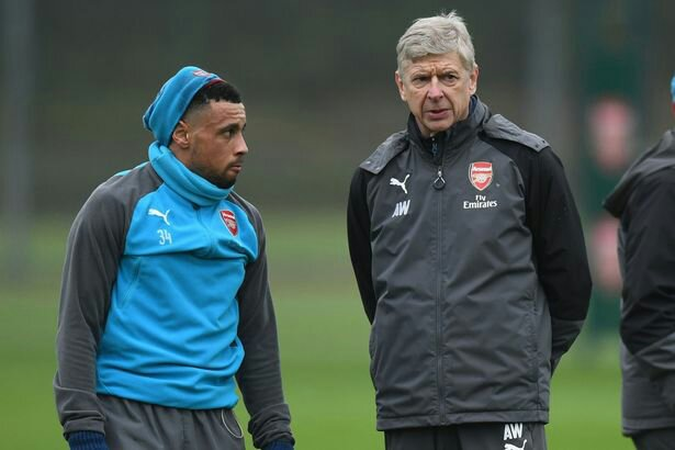 Arsene Wenger Reveals Why He Sold Coquelin, Names Replacement