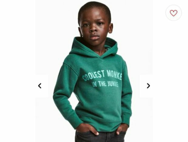 """Photo: H&M Goes Rogue, Calls Black Boy """"Monkey"""" In New Campaign Ad"""