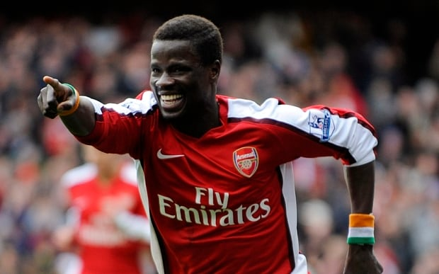 Sad: Former Arsenal Defender Emmanuel Eboue Commits Suicide, Found Dead In London (Photos)
