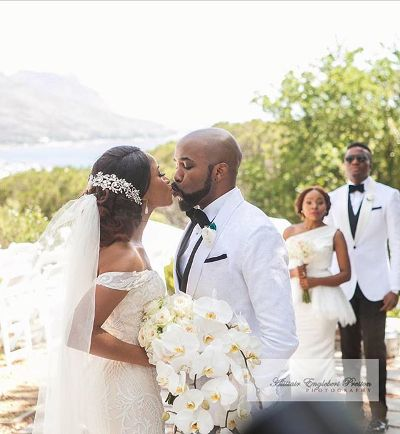 Banky W and Adesua Wedding's Documentary Set to Air On Africa Magic