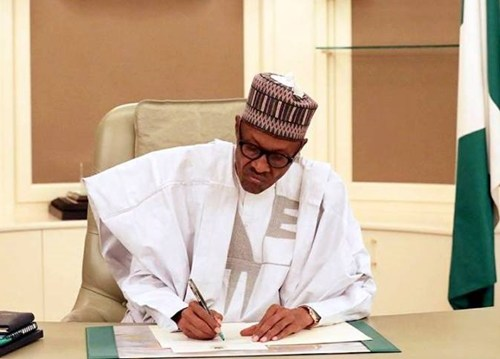 It's Untrue To Say I Haven't Done Anything About Benue – President Buhari Writes Senate